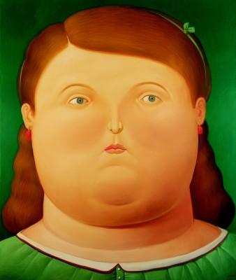 얼굴(Head) / 2006년 / 203*170cm